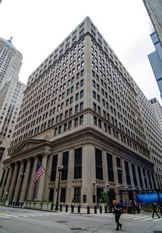 Federal Reserve Bank of Chicago and Money Museum  (1922: Graham, Anderson, Probst and White)  The Chicago Fed is one of 12 regional Reserve Banks that—together with the Board of Governors in Washington, D.C.—make up the Federal Reserve System, our nation's central bank. #OHC2015