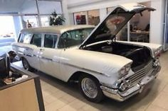 1957 Chevrolet Bel Air/150/210 Wagon VERY COOL ''57 CHEVY W/ STRONG RUNNING 427 V8, TH400 TRANS, A/C, PS/B W/ FRT DISC
