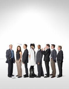 Photos - NCIS - Season 10 - Cast Promotional Photo