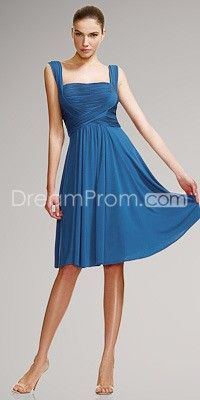 Bridesmaid dress love the shape different color