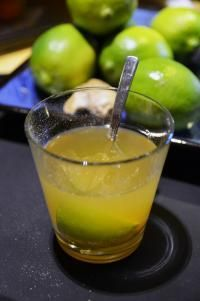 Photo cocktail GINGER PUNCH