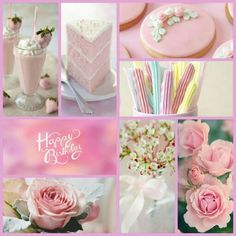 Birthday Wishes For Women, Happy Birthday Wishes Quotes, Happy Birthday Images, Happy Birthday Greetings, Birthday Messages, Birthday Greeting Cards, Birthday Quotes, Greetings Images, Everything Pink