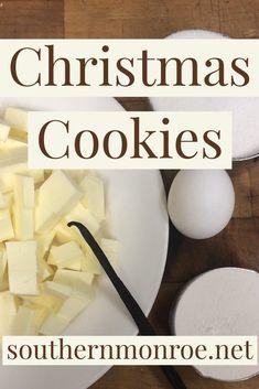 Make these delicious Christmas cookies Christmas On A Budget, Christmas Baking, Christmas Cookies, New Recipes, Baking Recipes, Cake Recipes, Baking Ideas, Cookie Pie, Cookie Jars