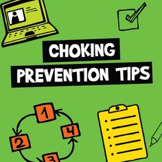 Tips to lower the risk of choking for babies and young children