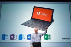 Office para iPad deve ser divulgado na próxima semana - http://showmetech.band.uol.com.br/office-para-ipad-deve-ser-divulgado-na-proxima-semana/