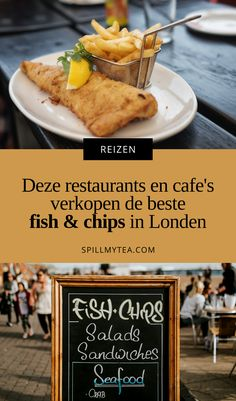 De 5 beste fish and chips in Londen | SpillMyTea Fish And Chips