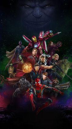 Marvel Avengers Comics, Marvel Avengers Assemble, Hulk Avengers, Marvel Art, Marvel Heroes, Wallpaper Computer, Mundo Marvel, Marvel Infinity, Infinity War