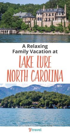 Planning a relaxing family vacation to Lake Lure in North Carolina? Here's our tips on things to do at LAke Lure and Chimney Rock state park. It's a fantastic place for hiking, supping, boat cruises,. Lake Lure North Carolina, Ashville North Carolina, North Carolina Vacations, North Carolina Mountains, Chimney Rock North Carolina, Winston Salem North Carolina, Ashville Nc, Carolina Usa, Wilmington Nc