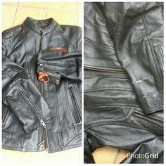 Ajuste de punho e hidratação nessa Harley Davidson aqui.   Acesse nosso site www.elcosturas.com.br   e saiba mais.