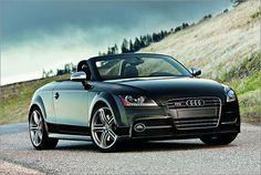 Audi TT Roadster a little bit newer model than mine but I love my TT
