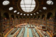This library in France: | The 30 Best Places To Be If You Love Books