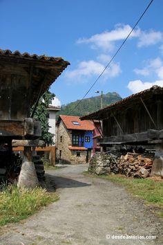 Espinaredo Asturias. Pueblos con encanto de Asturias   Spain [Más info] http://www.desdeasturias.com/un-alto-en-el-camino/
