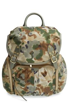 MZ Wallace MZ Wallace  Marlena  Twill Backpack available at  Nordstrom 311bf7df47ca5
