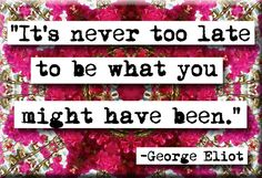 by George Eliot