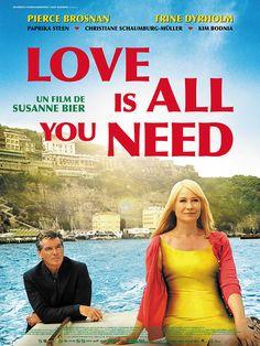 Affiche du film Love is all you need - Affiche 0 sur 1 - AlloCiné