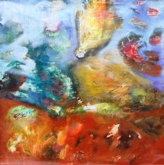 Artwork >> Joan Llaverias >> Marine Series 4604 #artwork, #masterpiece, #painting, #contemporary, #art