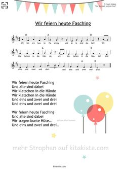 gedicht fasching aktivit ten m kindern pinterest. Black Bedroom Furniture Sets. Home Design Ideas