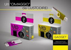 per te i gadget sono oggetti inutili? prova i nostri: personalizzati, pratici e funzionali!  Una vasta scelta di gadget personalizzabili con il tuo logo.....  info: 392.3648411         alessandra@yellowduck.it