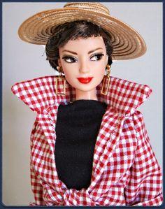 Audrey Hepburn by Catsndolls.com
