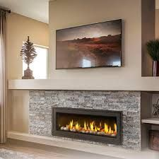 Tv fireplace wall with built ins and moulding trimwork - Revestimientos de chimeneas modernas ...