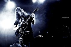 Mikael from Opeth...