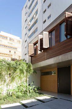 Casa Jardins, Sao Paulo, 2013 - CR2ARCHITECTURE