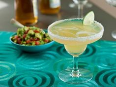 From frozen to fruity to on the rocks, shake up margaritas to pair with your favorite Mexican dishes.