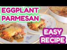 Casinolandia: How to Make Eggplant Parmesan  Easy recipe