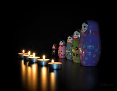 Candles, Pictures