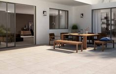 #Cerdisa #Archistone Limestone Crema Grip 20mm 60x60 cm 50769 | #Gres #pietra #60x60 | su #casaebagno.it a 60 Euro/mq | #piastrelle #ceramica #pavimento #rivestimento #bagno #cucina #esterno