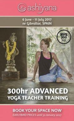 Ashiyana offers 200hr and 300hr yoga teacher trainings, along with yoga retreats by experienced yoga teachers ...