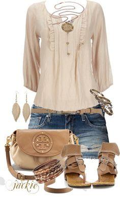 Stunning Casual Wear - Fabulous Fashion Style