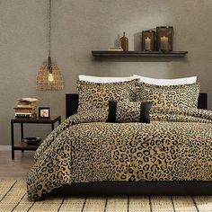 9 Best Cheetah Bedroom Decor images in 2012 | Cheetah ...
