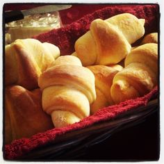 An Onion Exposed: Buttery Crescent Rolls