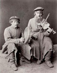 Fotograficy czasów Kolberga - Muzyka Tradycyjna
