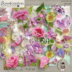 Precious by Vero - The French Touch Views Album, Floral Wreath, Beautiful, Yandex Disk, Floral Crown, Flower Crowns, Flower Band, Garland