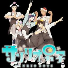 Sanrio Danshi, Little Twin Stars, My Melody, Hello Kitty, Boys, Anime, Movie Posters, Pets, Hilarious
