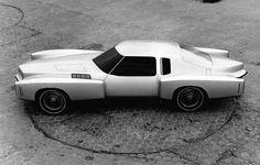 Oldsmobile Toronado Proposal