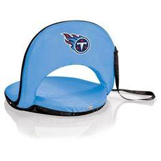Oniva Reclining Beach Seat With NFL Football Team Logo Blue - 626-00-137-314-2