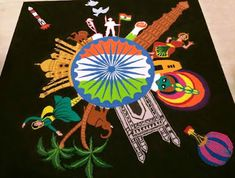 50 Best Posters for August: Essay on Independence Day of India, I Swatantrata Diwas 2019 Quotes Thoughts Lines for Status - Art Articles Independence Day Drawing, Independence Day Poster, Independence Day Decoration, Indian Independence Day, Happy Independence, Incredible India Posters, Amazing Photos, Poster Rangoli, School Board Decoration