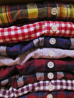 Shirts, love all of these for my son.....he would look so good and then for my grandsons, they all dress nice.....