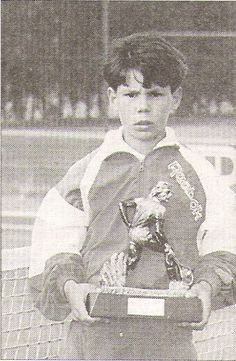 Young Nadal