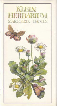 Klein herbarium van Marjolein Bastin
