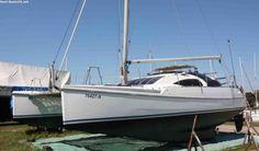 BENETEAU BLUE II Mehrrumpfboote kaufen. Hier finden Sie weitere Informationen zu Zustand, Baujahr und Preis.