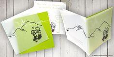 Ideensammlung-Roter Faden für die Papeterie-Symbole-Hochzeitseinladungen und Hochzeitskarten sowie Babykarten und andere Anlasskarten Paper Shopping Bag, Tableware, Home Decor, Card Wedding, Graphics, Tips, Gifts, Dekoration, Dinnerware