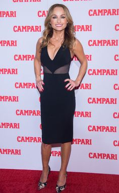 Giada De Laurentiis from The Big Picture: Today's Hot Pics The Food Network star strikes a pose at the Campari Calendar 2016 Launch at The Standard Hotel in NYC. Food Network Star, Food Network Recipes, Giada De Laurentiis Divorce, Giada At Home, Spartacus Workout, Bollywood, New Boyfriend, Celebrity Wallpapers, Hot Brunette