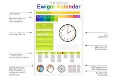 The MontiMinis Calendar 2019 is here - Kinderspiele Diy Kalender, Organic Structure, Weekly Schedule, About Me Blog, Activities, Shop, Monat, Advent Calendar, Website