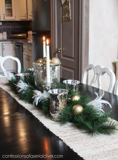 Simple-to-Make Christmas Centerpiece Confessions of a Serial Do-it-Yourselfer