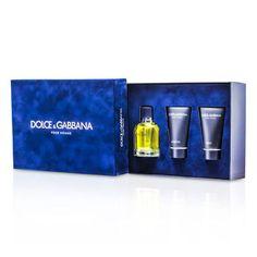 Dolce & Gabbana Pour Homme Coffret (New Version): Eau De Toilette Spray 75ml/2.5oz + After Shave Balm 50ml/1.6oz + Shower Gel 50ml/1.6oz 3pcs - http://aromata24.gr/dolce-gabbana-pour-homme-coffret-new-version-eau-de-toilette-spray-75ml2-5oz-after-shave-balm-50ml1-6oz-shower-gel-50ml1-6oz-3pcs/