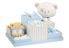 Patchi's Bear-y Fun Chocolate arrangement! So cute for a teddy bear-themed baby shower!